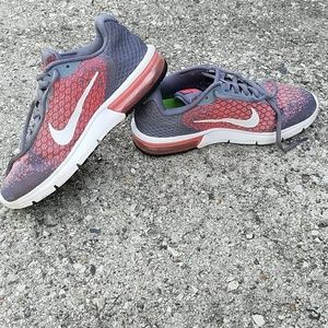 NIKE AIR MAX SEQUENT 2 SHOES SIZE 7
